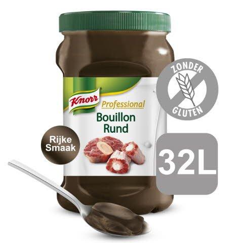 Knorr Bouillon Professional Boeuf Gelifié