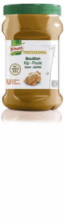 Knorr Bouillon Professional Poule Gelifié