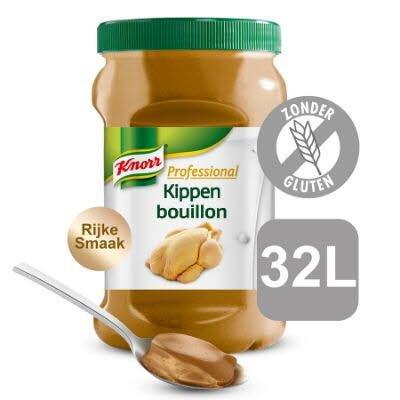 Knorr Bouillon Professional Poule Gelifié -