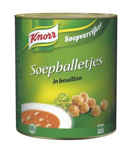 Knorr Boulettes Pour Potage