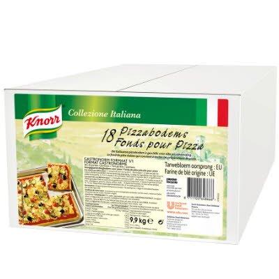 Knorr Collezione Italiana Fonds de Pizza Rectangle -