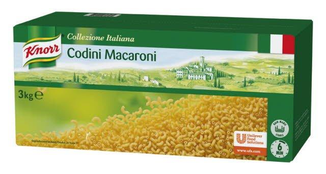 Knorr Collezione Italiana Pâtes Codini