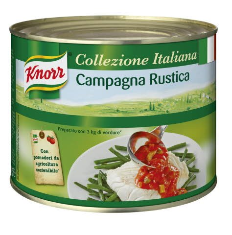 Knorr Collezione Italiana Sauce Campagna