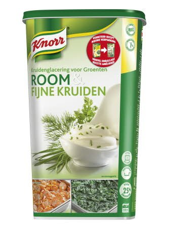 Knorr Couronnement des Légumes Crème & Fines Herbes