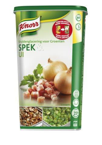 Knorr Couronnement des Légumes glaçage  Lard et Oignon