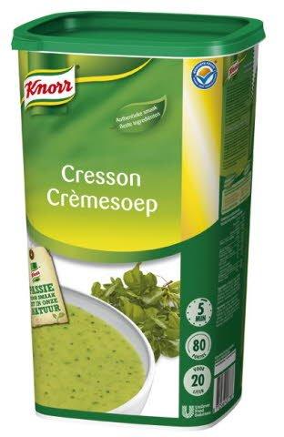 Knorr Crème de Cresson