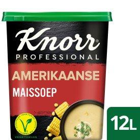 Knorr Crème de Maïs à l'Américaine 1.08 kg -