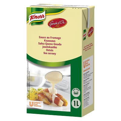 Knorr Garde d'Or Sauce Fromages -