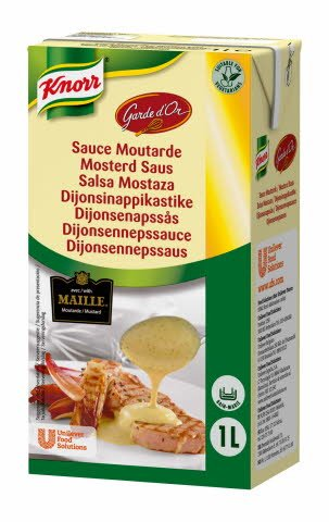 Knorr Garde d'Or Sauce Moutarde -