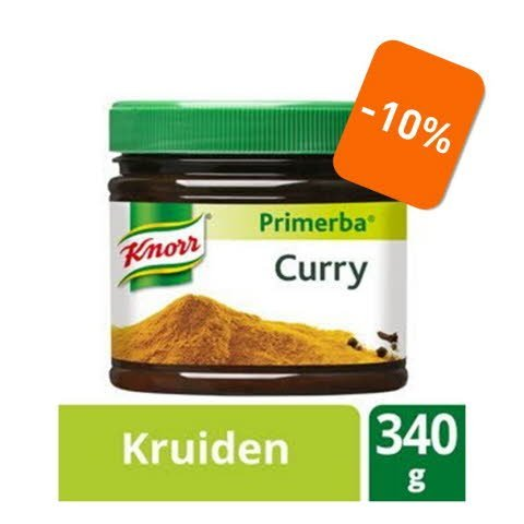 Knorr Primerba Curry -
