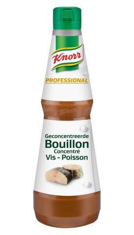 Knorr Professional Bouillon Concentré de Poisson