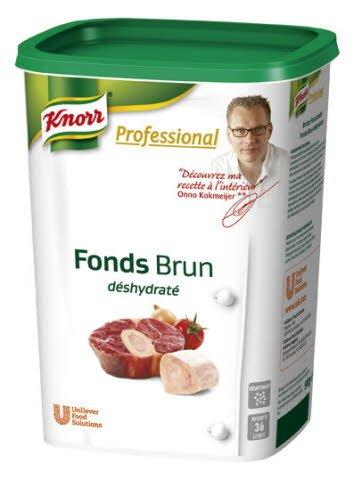 Knorr Professional Fond Brun déshydraté