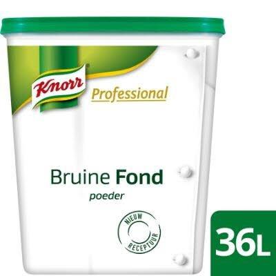 Knorr Professional Fond Brun déshydraté -