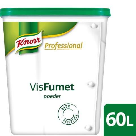 Knorr Professional Fonds déshydratés Fumet de Poisson -