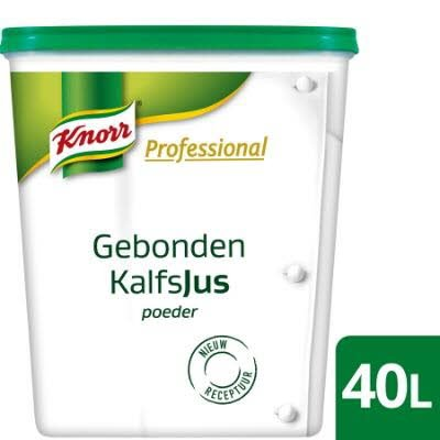 Knorr Professional Fonds déshydratés Jus de Veau lié -