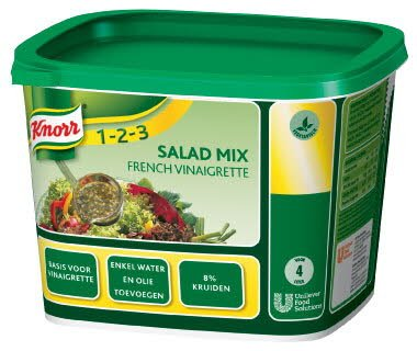 Knorr Salad Mix French Vinaigrette