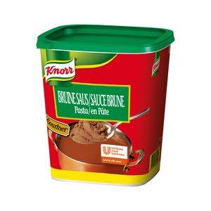 Knorr Sauce Brune en Pâte