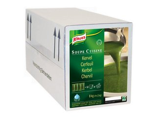 Knorr Soupe Cuisine Cerfeuil