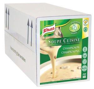 Knorr Soupe Cuisine Champignons