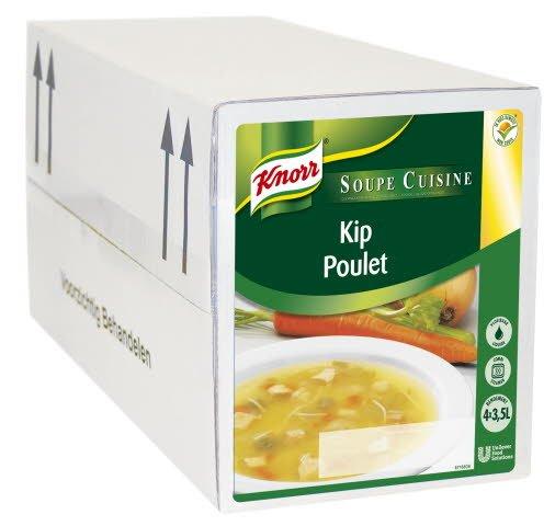 Knorr Soupe Cuisine Poulet