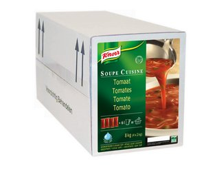 Knorr Soupe Cuisine Tomates