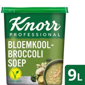 Knorr Soupe de Choux Fleurs et Brocolis 0,850 kg -