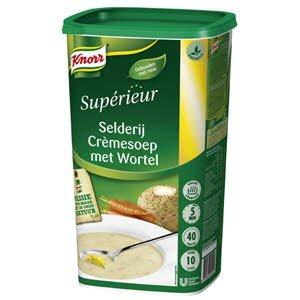 Knorr Supérieur Crème de Carottes-Céleri
