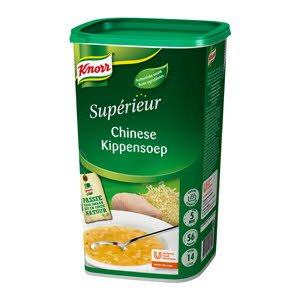 Knorr Supérieur Potage Chinois au Poulet