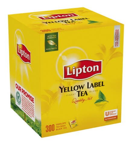 Lipton Everyday Yellow Label -