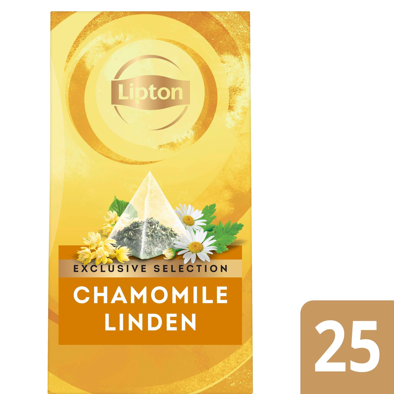 Lipton Exclusive Selection Camomille Tilleul -