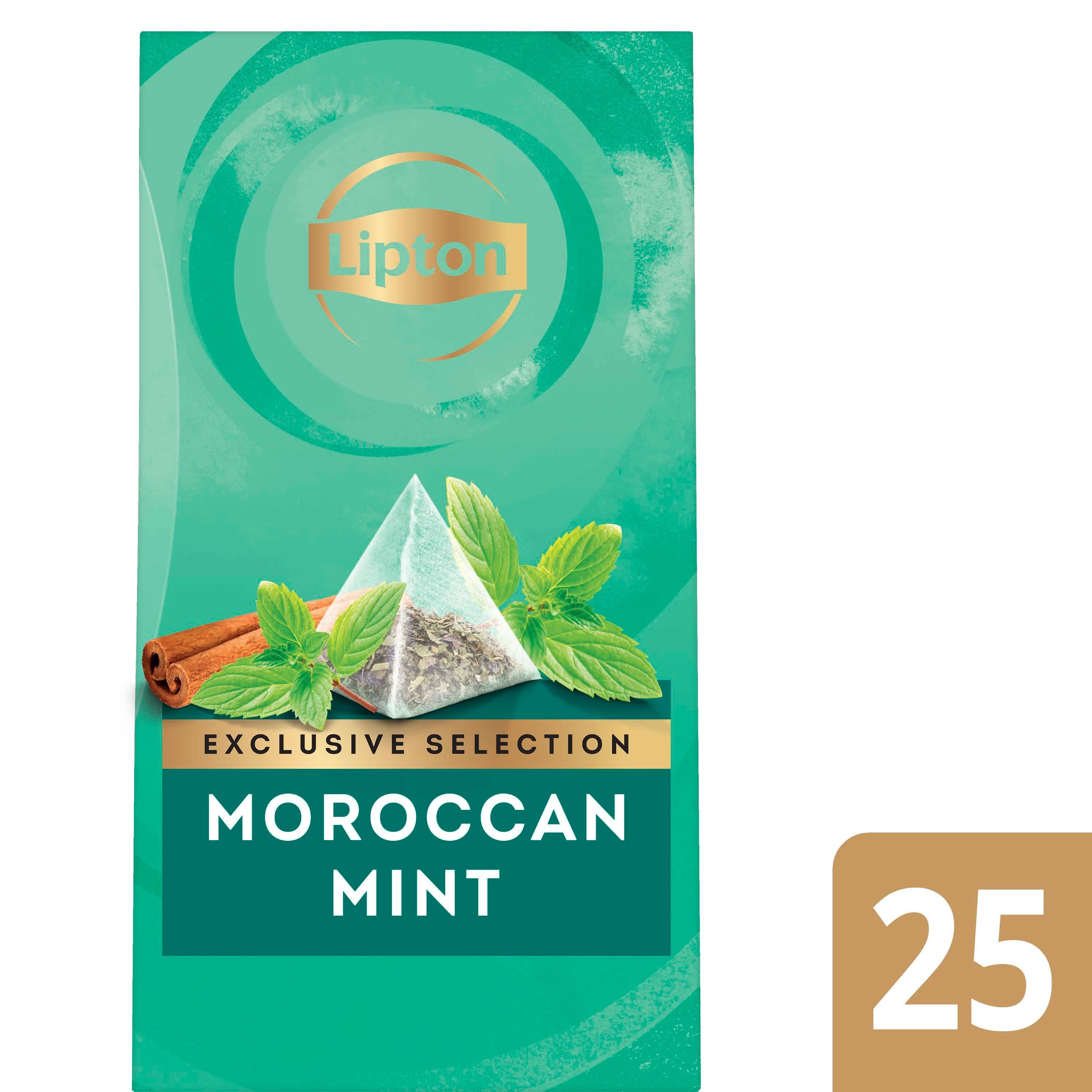 Lipton Exclusive Selection Moroccan Mint -