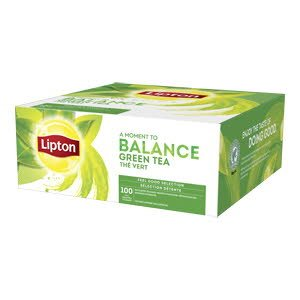 Lipton Feel Good Selection Thé Vert