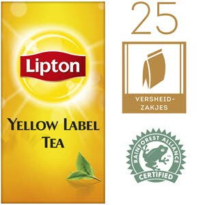 Lipton Feel Good Selection Yellow Label -