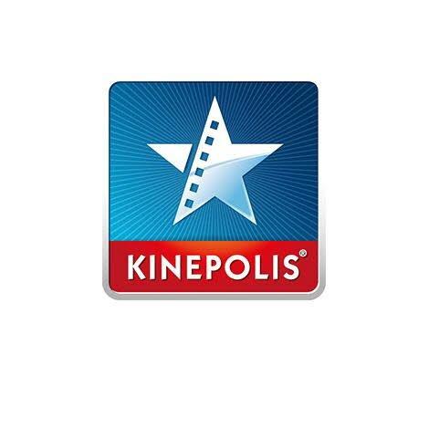 Ticket de cinéma Kinepolis