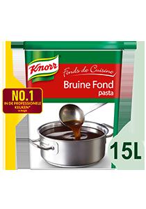 """Knorr Fonds de Cuisine Fond Brun - """"Pour ma carbonade, je choisis le fonds N°1 dans les cuisines professionnelles."""" Serge Lambilliotte, La brasserie RN, Louvain-la-Neuve"""