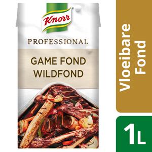 Knorr Professional Fond de Gibier - Nous préparons notre fond de gibier comme vous le feriez dans votre cuisine.