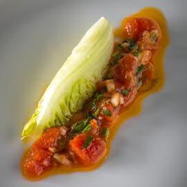 Vinaigrette à la tomate