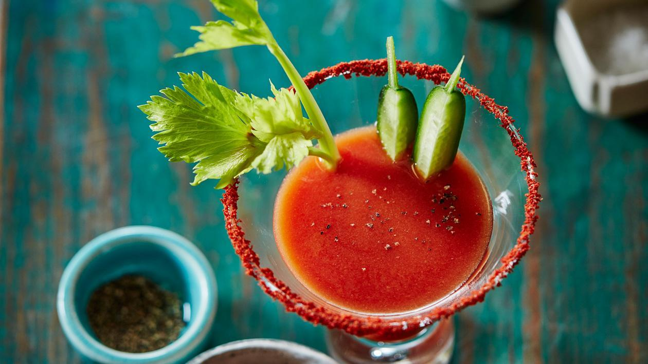Bloody Mary – Recette