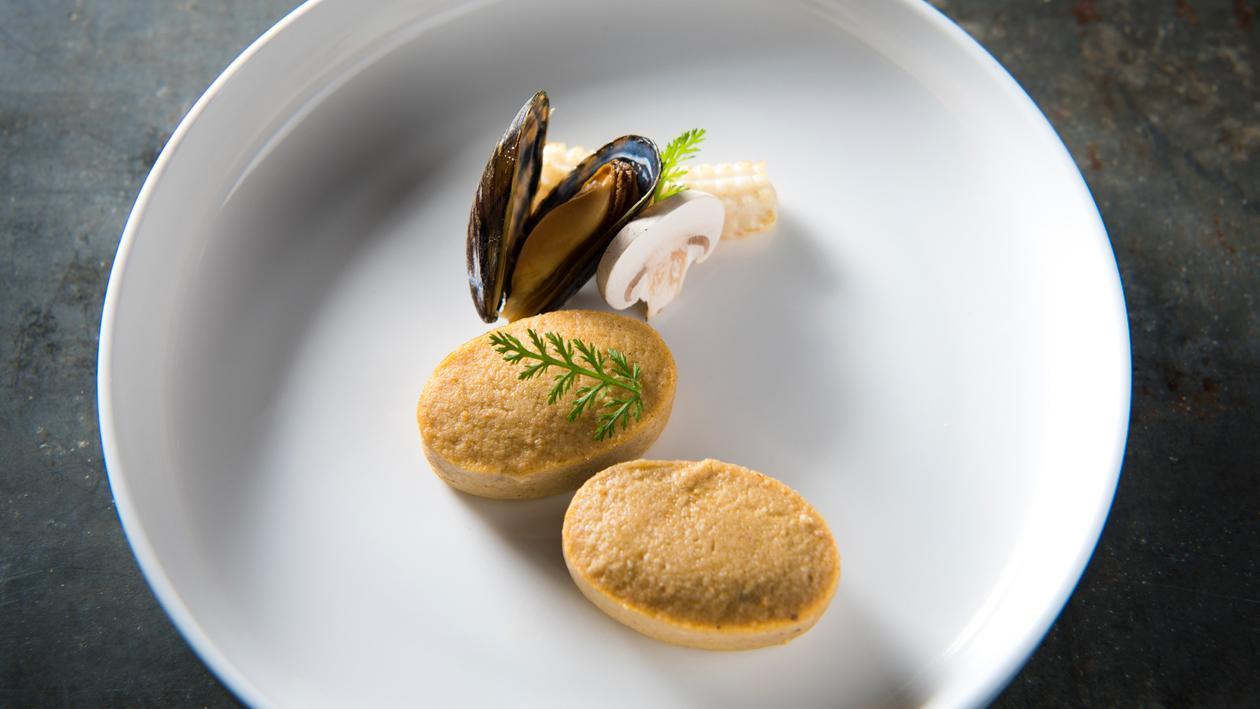 Composant Fruits de mer – Recette