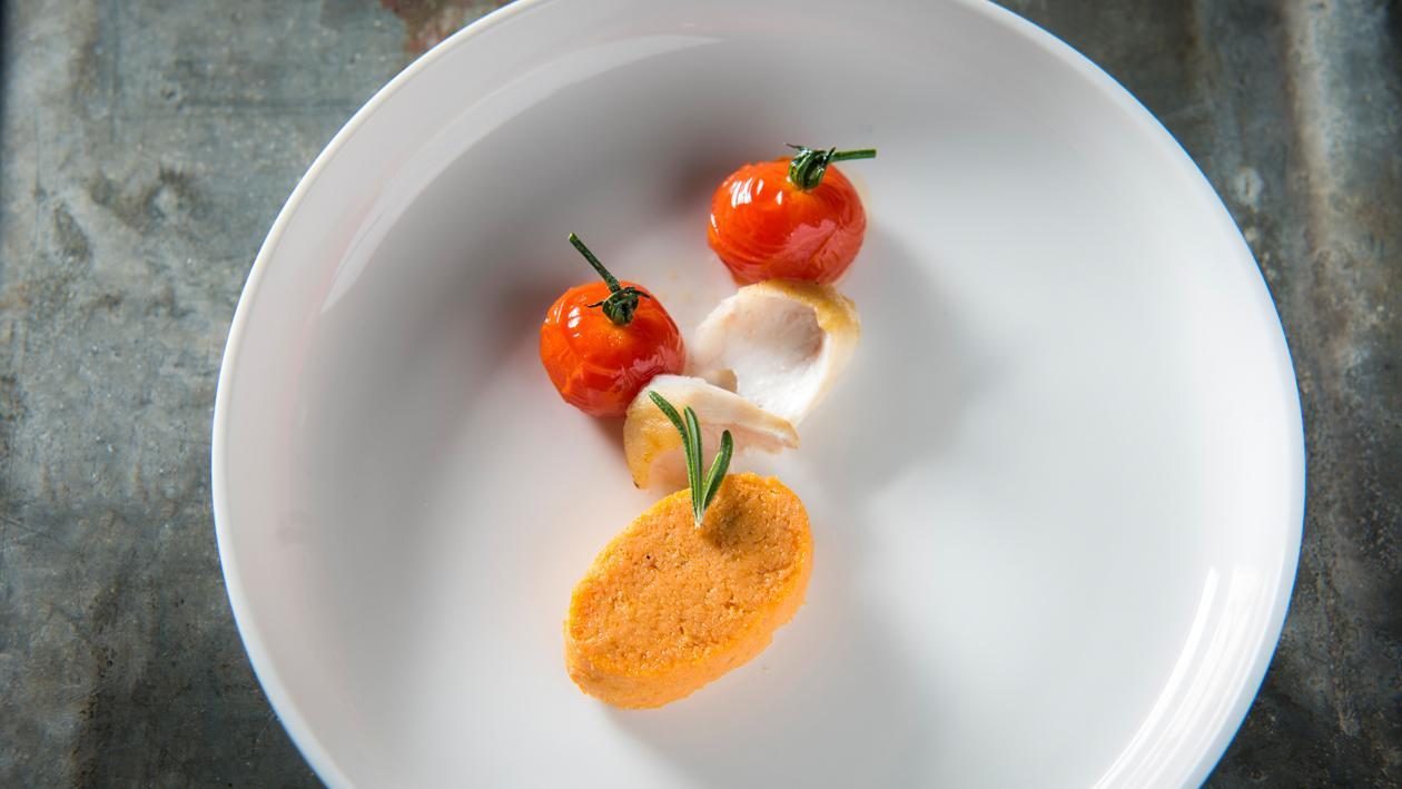 Composant Gratin de poisson aux tomates – Recette