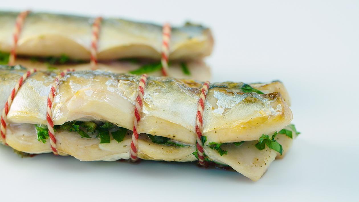 Filet de maquereau aux herbes fraîches – Recette