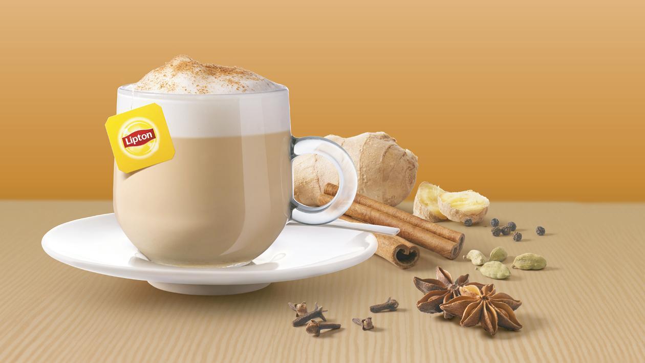 lipton perfectt chai tea latte recette unilever food solutions. Black Bedroom Furniture Sets. Home Design Ideas
