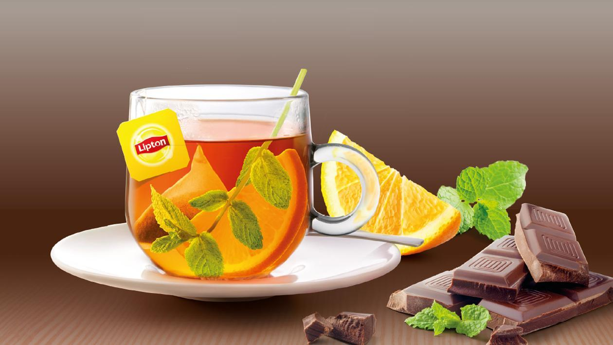 Lipton PerfectT ChocolaThé à la Menthe – Recette