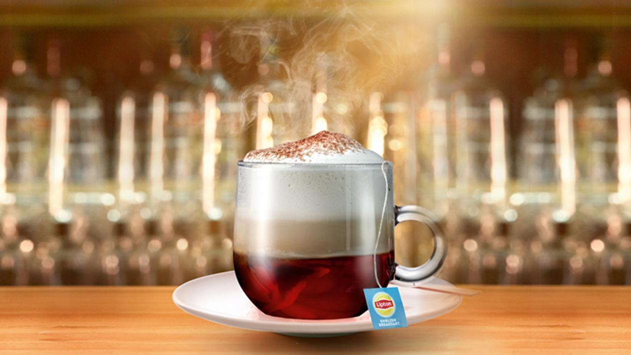 Lipton Tea Cocktail Teapuccino – Recette