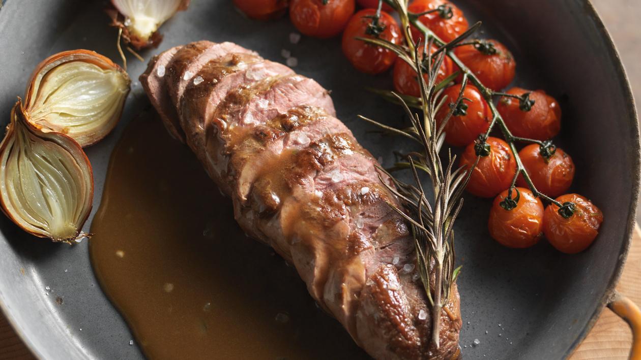 Magret de canard sauce Madère – Recette
