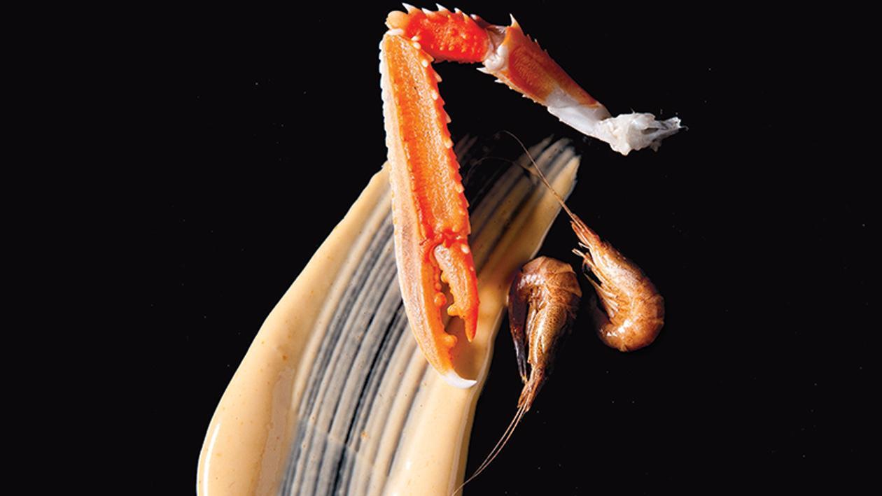 Mayonnaise aux crustacés – Recette