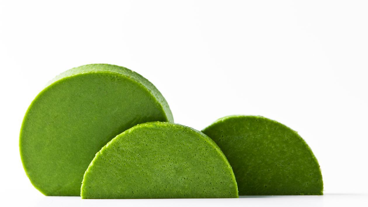 Parfait d'herbes vertes – Recette