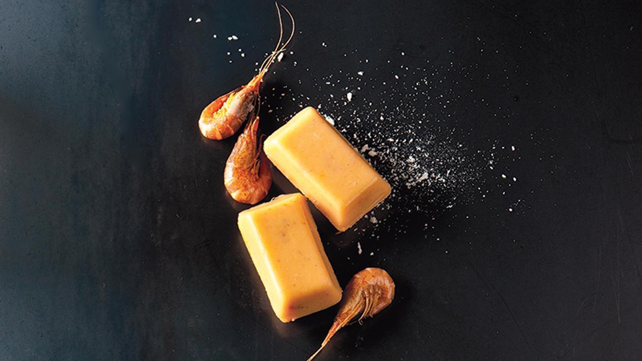 Pâte à croquettes de crevettes – Recette