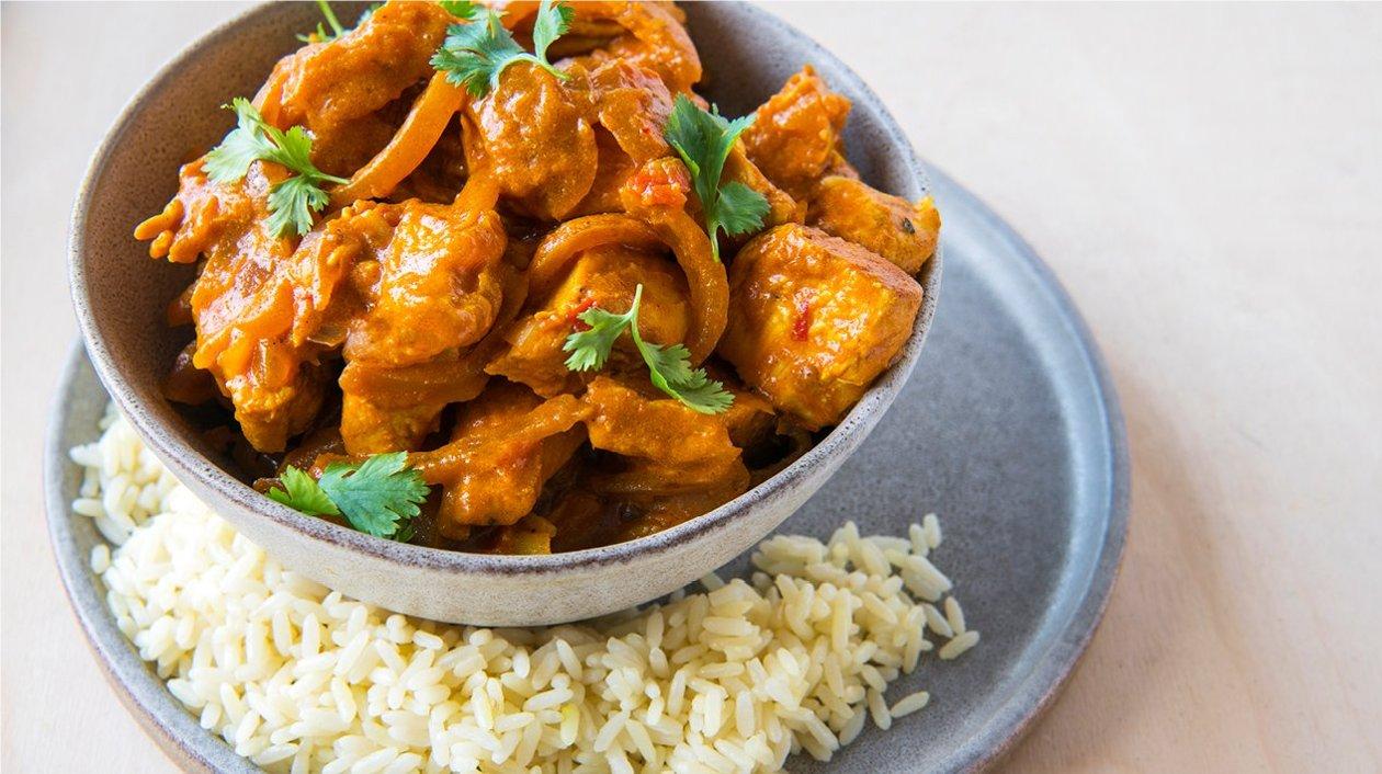 Poulet indien garam masala – Recette