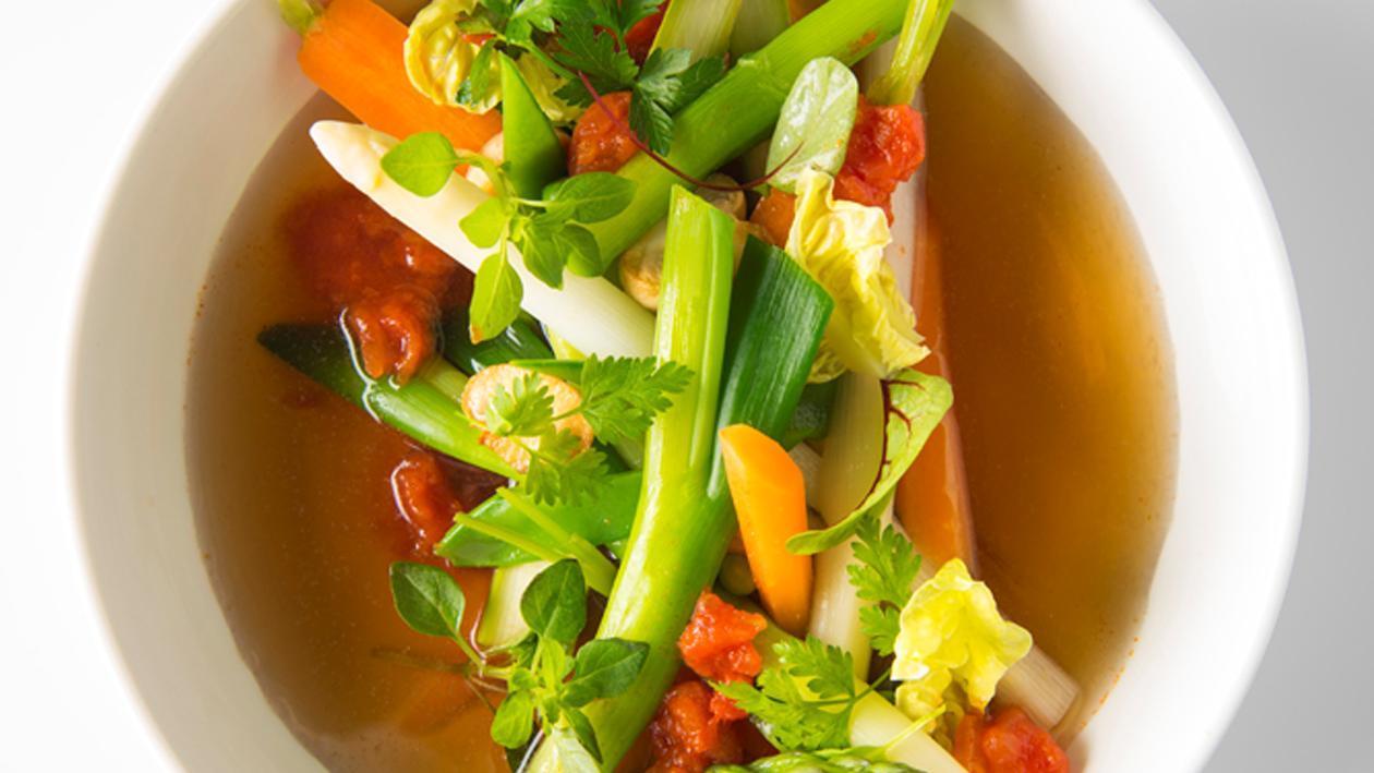 Ragoût de légumes de printemps – Recette